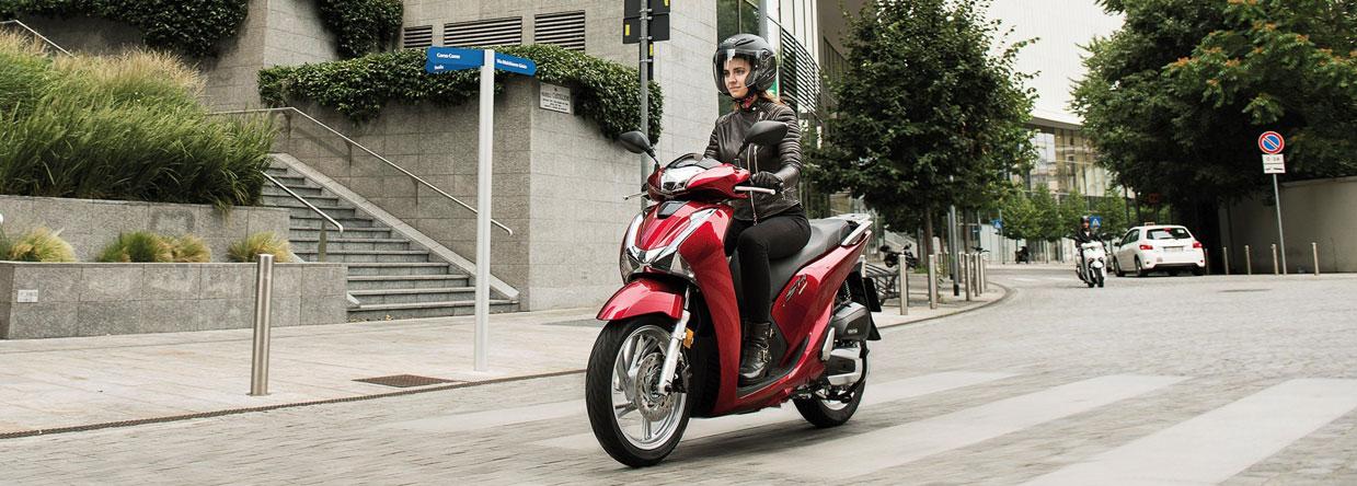 Honda SH 125 Immer einsatzbereit